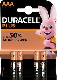Plus Power AAA / LR03 4 pièces pile Batterie Duracell 704742100000 Photo no. 1