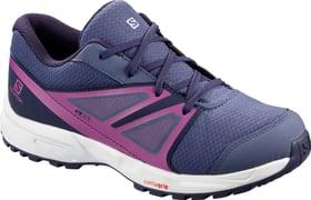 Sense CS WP Chaussures polyvalentes pour enfant Salomon 465537333040 Taille 33 Couleur bleu Photo no. 1
