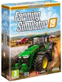 PC - Farming Simulator 19 - Collectors Edition (F) Box 785300139249 Photo no. 1