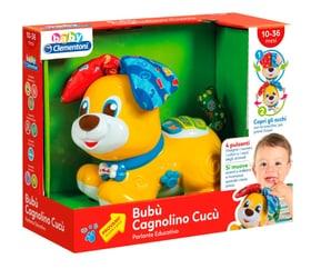 Baby Bubu Cagnolino Cucu Sets de jeu Clementoni 749007090200 Photo no. 1