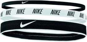 Elastic Hairbands Haarband Nike 461944499910 Farbe weiss Grösse one size Bild-Nr. 1