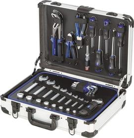 Werkzeugkoffer 129 tlg. Werkzeugkoffer Lux 601090100000 Bild Nr. 1