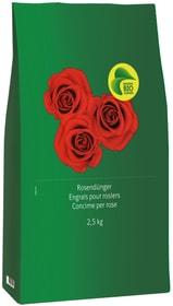 Engrais pour rosiers, 2.5 kg Engrais solide Migros-Bio Garden 658307600000 Photo no. 1