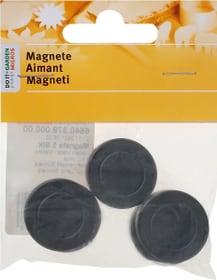 Aimants Ø 25 mm 5 p.