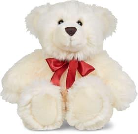 Althans Teddy assis avec boucle