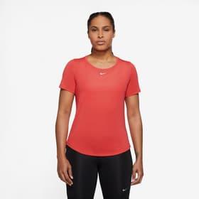 Dri-Fit One Top SS Fitnessshirt Nike 468058300334 Grösse S Farbe orange Bild-Nr. 1