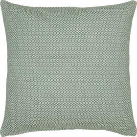 JULIANA Fodera per cuscino decorativo 450725840140 Colore Verde Dimensioni L: 45.0 cm x A: 45.0 cm N. figura 1