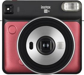 Instax Square SQ6 Ruby Red Sofortbildkamera FUJIFILM 785300145989 Bild Nr. 1
