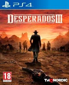 PS4 - Desperados 3 Box 785300153263 Bild Nr. 1