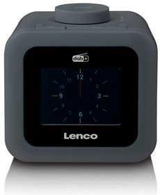 CR-620 - Grigio Radiosveglia Lenco 785300151926 N. figura 1