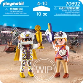 70692 2pack Stuntshow-Team PLAYMOBIL® 748052800000 Bild Nr. 1