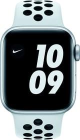 Watch Nike Series 6 GPS 40mm Silver Aluminium Pure Platinum/Black Nike Sport Band Smartwatch Apple 785300155510 Bild Nr. 1