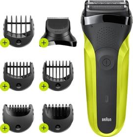Series 3 Shave&Style 300BT Rasoio Braun 717984300000 N. figura 1