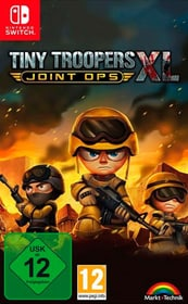 Switch - Tiny Troopers XL (D) Box 785300135597 Photo no. 1