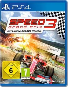 PS4 - Speed 3 - Grand Prix D Box 785300155630 N. figura 1