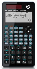 Calculatrice scientifique HP-300S+ multilingual Calculatrice HP 791035200000 Photo no. 1