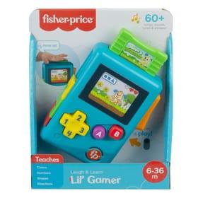 HBC86 Lil' gamer (FR) Giochi educativi Fisher-Price 747365790100 Lingua FR N. figura 1