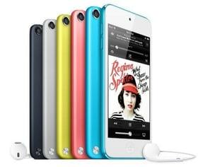 L-APPLE IPOD TOUCH 5G 64GB SCHWARZ Apple 77355570000012 Photo n°. 1