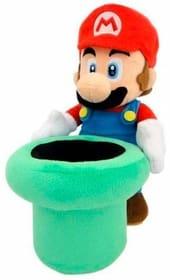 Super Mario mit Rohr Plüsch 785300142735 Bild Nr. 1