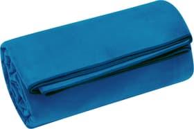 SALOME Serviette microfibre 450871800140 Couleur Bleu Dimensions L: 50.0 cm x H: 100.0 cm Photo no. 1