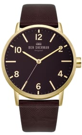 WB070RB Horloge bracelet Ben Sherman 760729000000 Photo no. 1