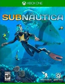 Xbox One - Subnautica D Box 785300139218 Photo no. 1