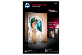 Fotopaper Premium Plus A3 CR675A Carta fotografica HP 796033900000 N. figura 1