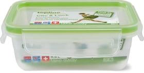 TAKE AWAY Boîte de conservation 0.5L M-Topline 703705500060 Couleur Vert Dimensions L: 12.0 cm x H: 5.9 cm Photo no. 1