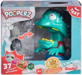 Pooperz Zombies Spielfigur Simba 747503500000 Bild Nr. 1