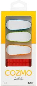 Cozmo Gummiketten Set