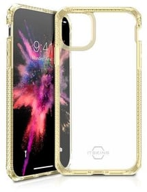 Hard Cover HYBRID CLEAR light yellow transparent Coque ITSKINS 785300149480 Photo no. 1