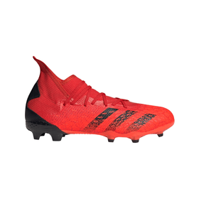 Predator Freak.3. FG Fussballschuh Adidas 493099145030 Grösse 45 Farbe rot Bild-Nr. 1