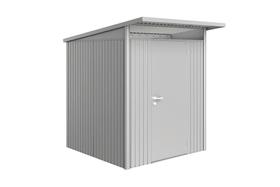 Gerätehaus AvantGarde Gr. A2 Biohort 647291800000 Farbe Silber-Metallic Bild Nr. 1