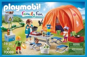 70089 Tenda dei campeggiatori PLAYMOBIL® 748014000000 N. figura 1