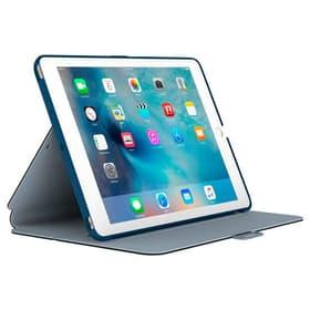 StyleFolio für iPad Air / iPad Air 2 / iPad Pro 9.7 Deep Sea Blue/Nickel grau