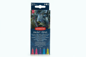 5 stylos Derwent Paint #3 Pebeo 667040300000 Photo no. 1