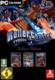 PC - Pyramide: RollerCoaster Tycoon 3 - Deluxe Edition