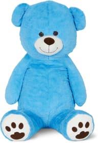 bruno ours 100 cm bleu Peluche 746785600000 Photo no. 1