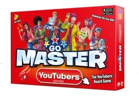 Go Master Youtubers Jeux de société 748998000000 Photo no. 1