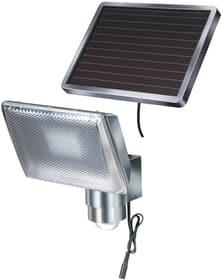 Solar LED-Strahler SOL 80 ALU Aussenwandstrahler Brennenstuhl 613147400000 Bild Nr. 1