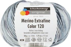 Lana Merino multicolor Schachenmayr 665510400020 Colore Grigio N. figura 1