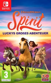 NSW - Spirit Luckys großes Abenteuer D Box 785300157797 Photo no. 1