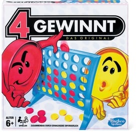 4 Gewinnt (D) Jeux de société Hasbro Gaming 746965190000 Langue Allmend Photo no. 1