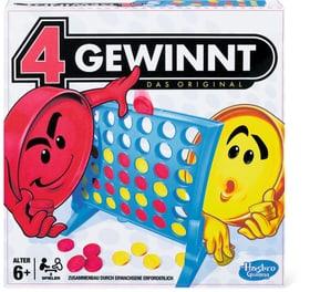4 Gewinnt (D) Hasbro Gaming 746965190000 Sprache Deutsch Bild Nr. 1