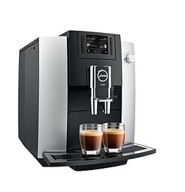 E600 Platin Kaffeevollautomat