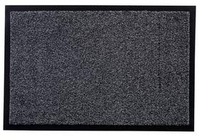 BEAT paillasson 412830006081 Couleur noir Dimensions L: 60.0 cm x P: 90.0 cm Photo no. 1