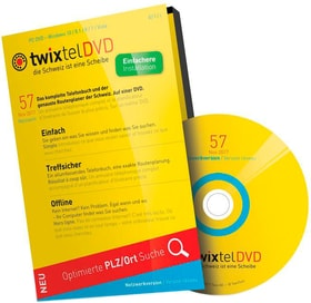 PC - TwixTel 57 11/17 Netzwerk Version [DVD] (D/F/I)