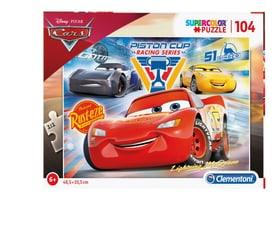 Puzzle Cars 3 104 Puzzle Clementoni 748987800000 Bild Nr. 1