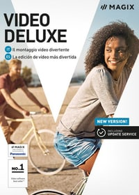 PC - Video deluxe 2018 (I) Physisch (Box) Magix 785300129430 Bild Nr. 1