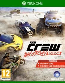 Xbox One - The Crew Wild Run Edition